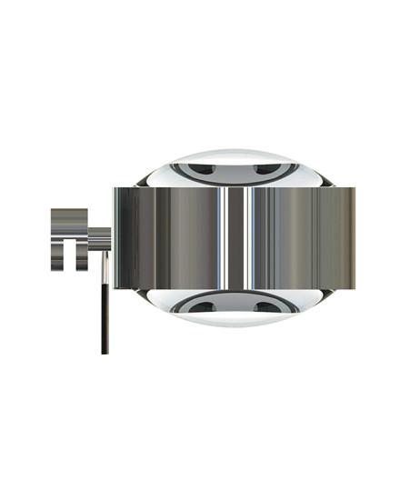 Puk Maxx Vegglampe Halogen Lens + Lens Krom - Top Light