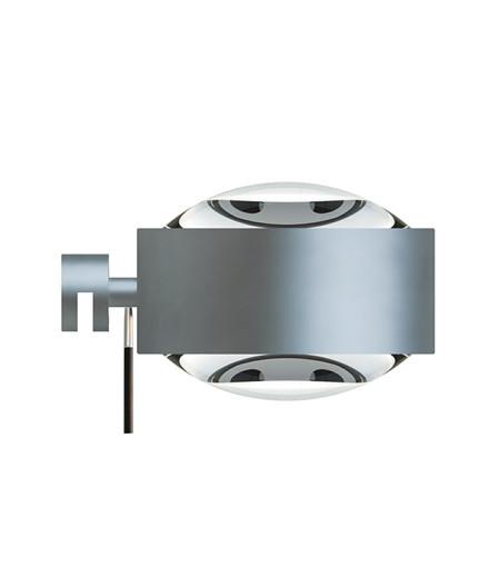 Puk Maxx Væglampe LED Lens + Lens Mat Krom - Top Light