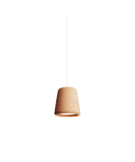 Material Taklampa Natural Cork - New Works