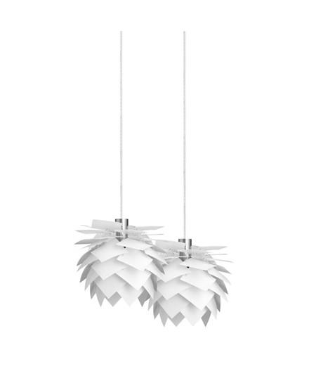 Pineapple XS Pendelleuchte Kit G9 Weiß - Dyberg-Larsen