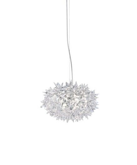 Bloom S2 Taklampa Crystal - Kartell