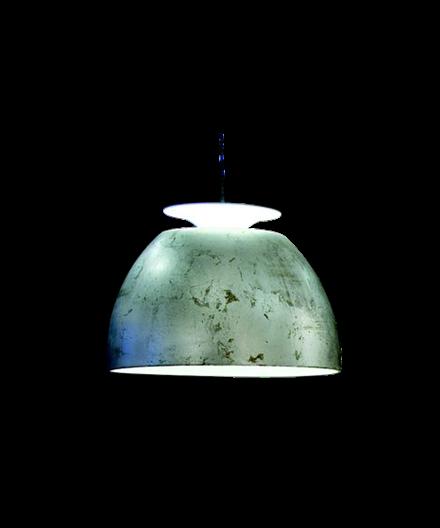 Bossa Pendelleuchte Silber - Lumini