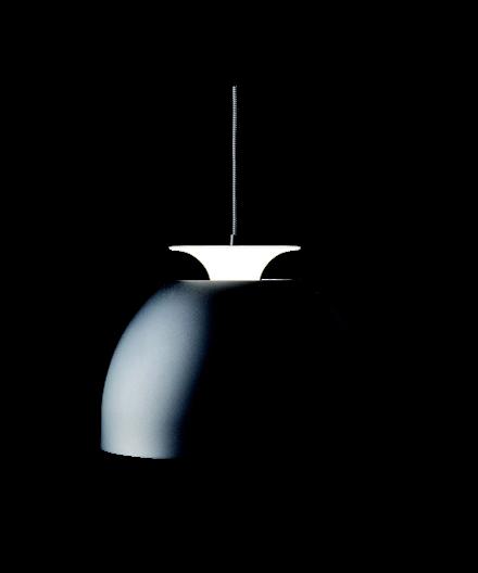 Bossa Pendel Sort - Lumini