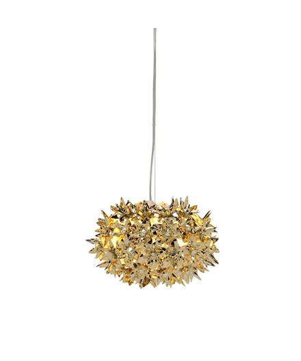 Bloom Pendel S2 Guld - Kartell