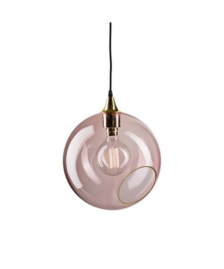 Ballroom XL Pendel Pink - Design By Us
