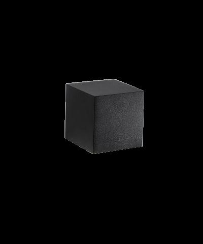 Box Mini Down Væglampe Sort - LIGHT-POINT