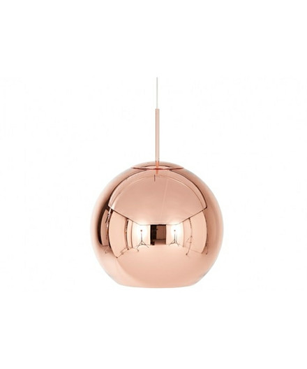 Copper Shade Pendel Rund Ø45 - Tom Dixon