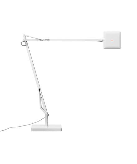 Kelvin Edge Bordlampe Hvid - Flos