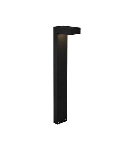 Asker LED Udendørs Pullert Sort - Norlys