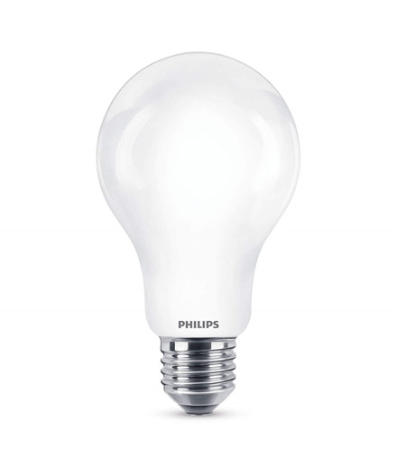 Pære LED 11,5W Glas (1521lm) E27 - Philips