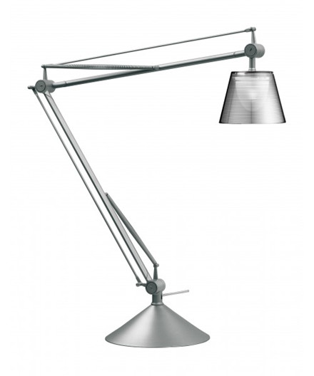 Archimoon K Bordslampa Silver - Flos