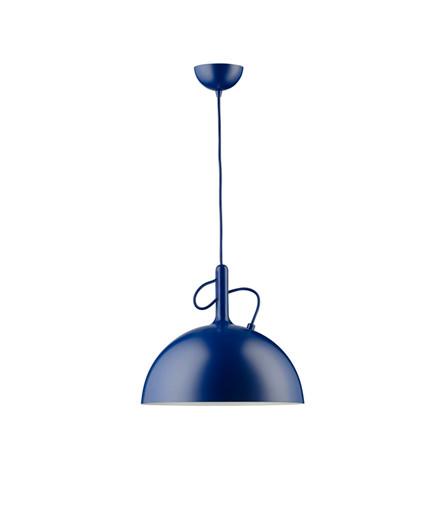 Adjustable Pendelleuchte Ø30 Blau - Watt A Lamp