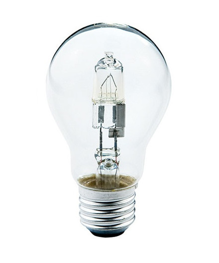 Pære 70W Halogen E27 - Philips