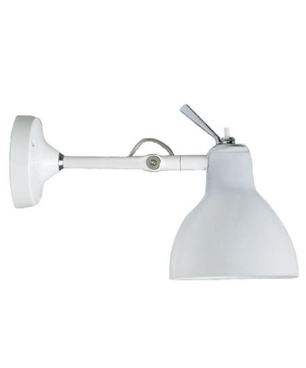 Luxy H0 Væglampe/Loftlampe Hvid - Rotaliana