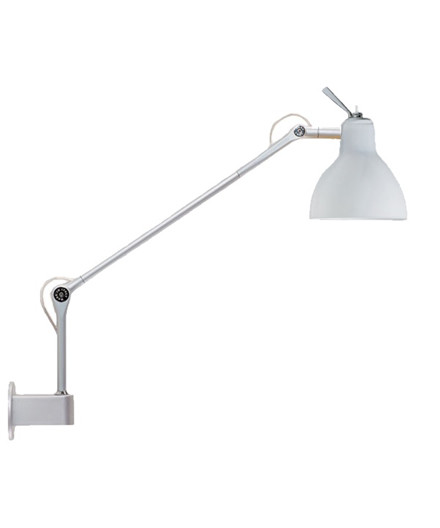 Luxy W1 Vägglampa Alu - Rotaliana