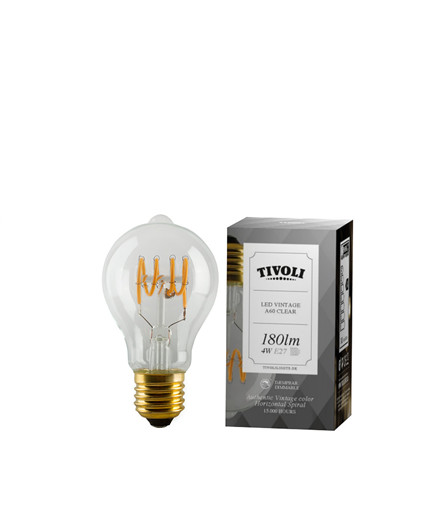 Leuchtmittel 4W (180lm) Vintage Color Dimbar E27 - TIVOLI LIGHTS