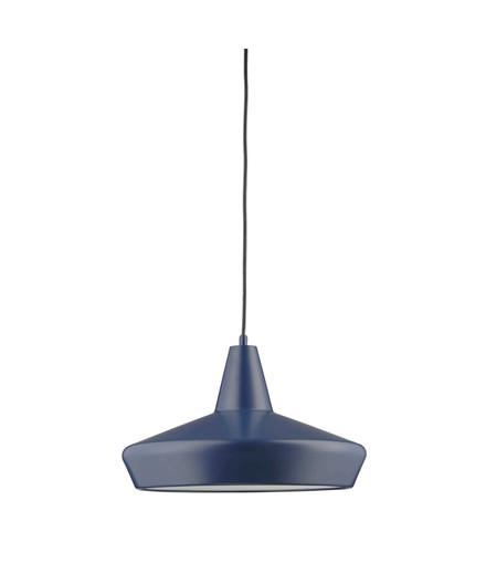 Work Pendelleuchte Blau - Watt A Lamp