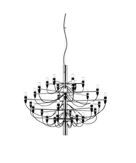 2097/30 Taklampa LED Krom - Flos