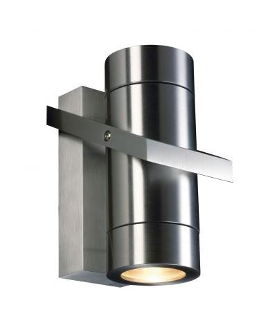 Turn Up/Down LED Vegglampe/Utendørslampe Alu  - LIGHT-POINT