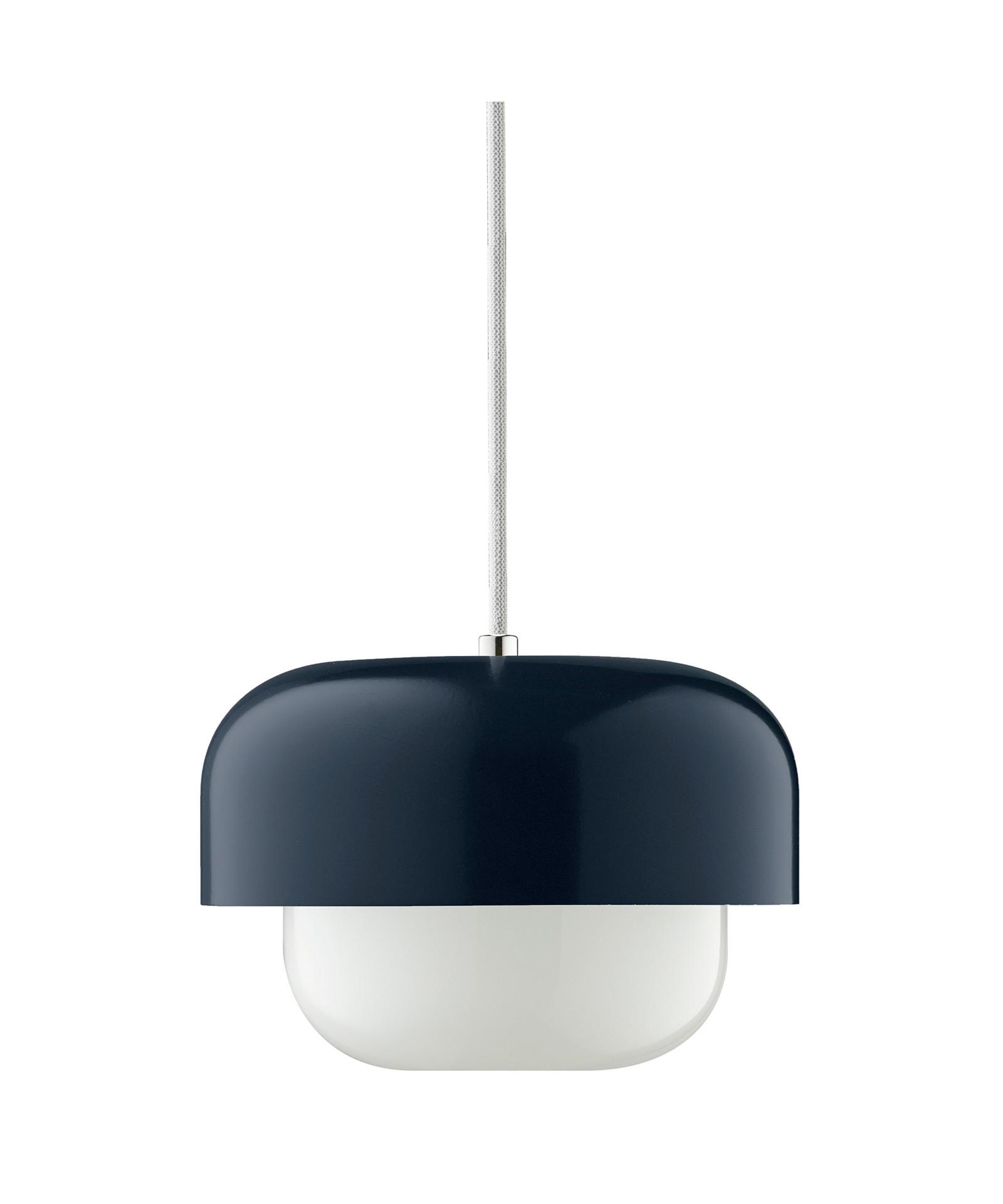 haipot pendelleuchte dunkel blau dyberglarsen. Black Bedroom Furniture Sets. Home Design Ideas
