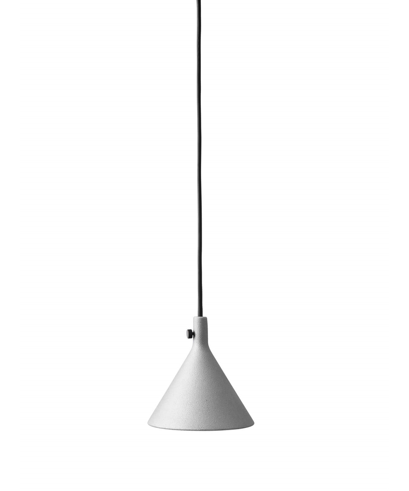Image of   Cast Pendel Shape 1 Aluminum - Menu