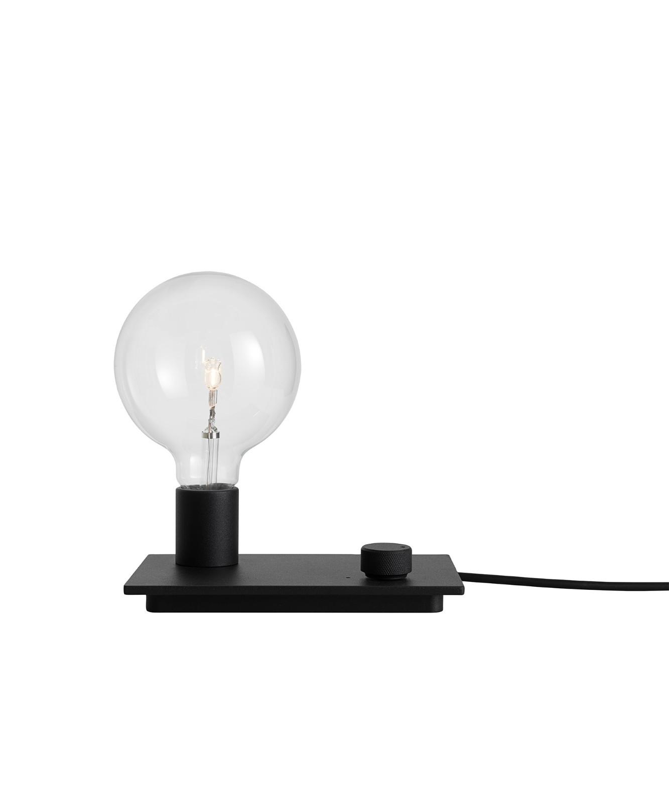 Image of   Control Bordlampe Black - Muuto