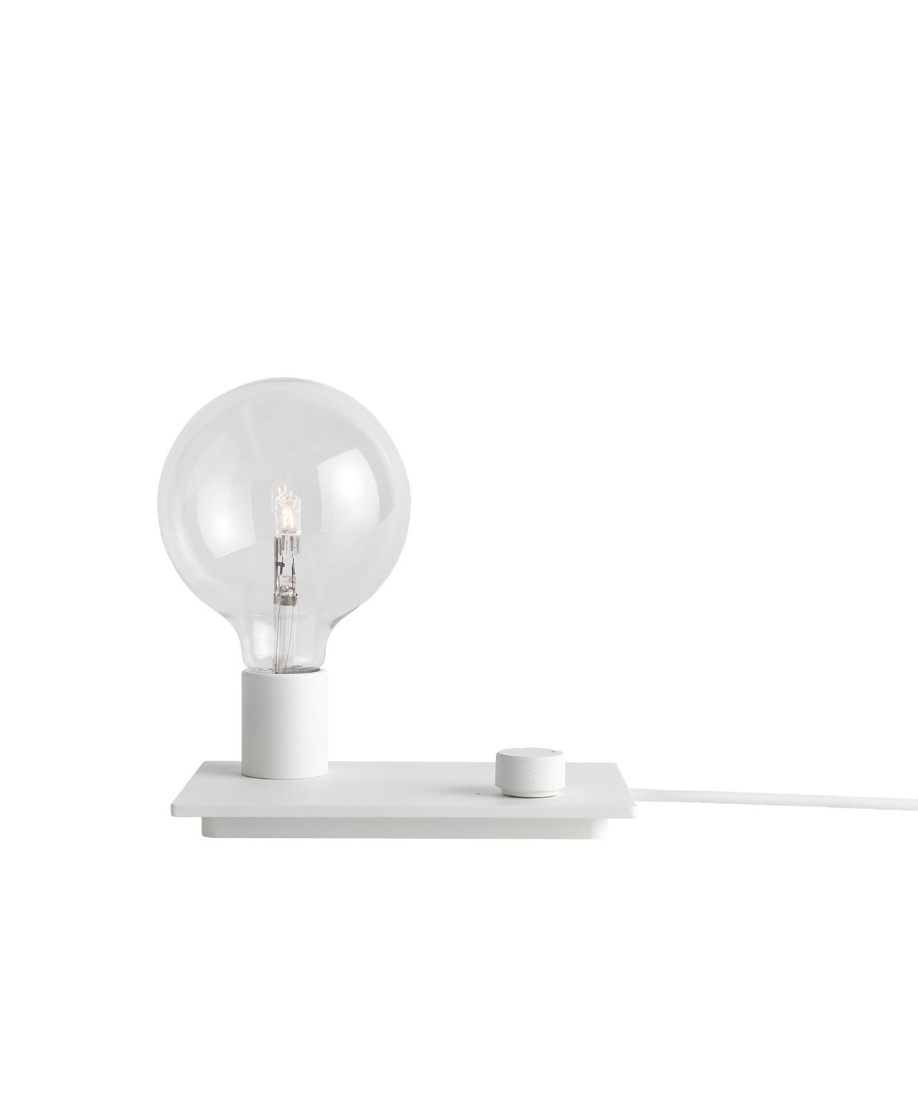 Image of   Control Bordlampe White - Muuto
