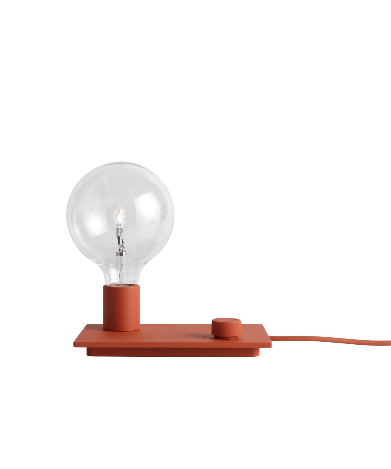 Image of   Control Bordlampe Red - Muuto