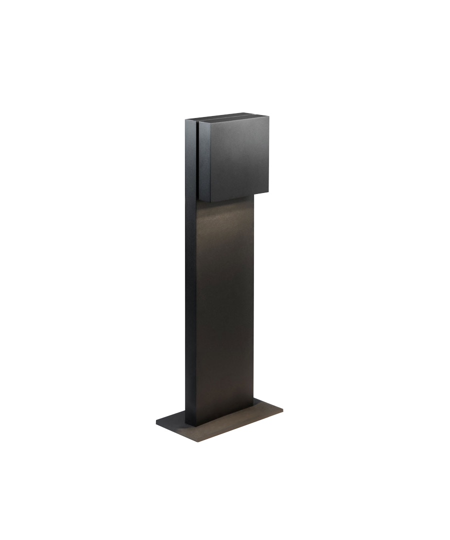 Light Stand Ground: Compact W1 Ground Außenleuchte Schwarz