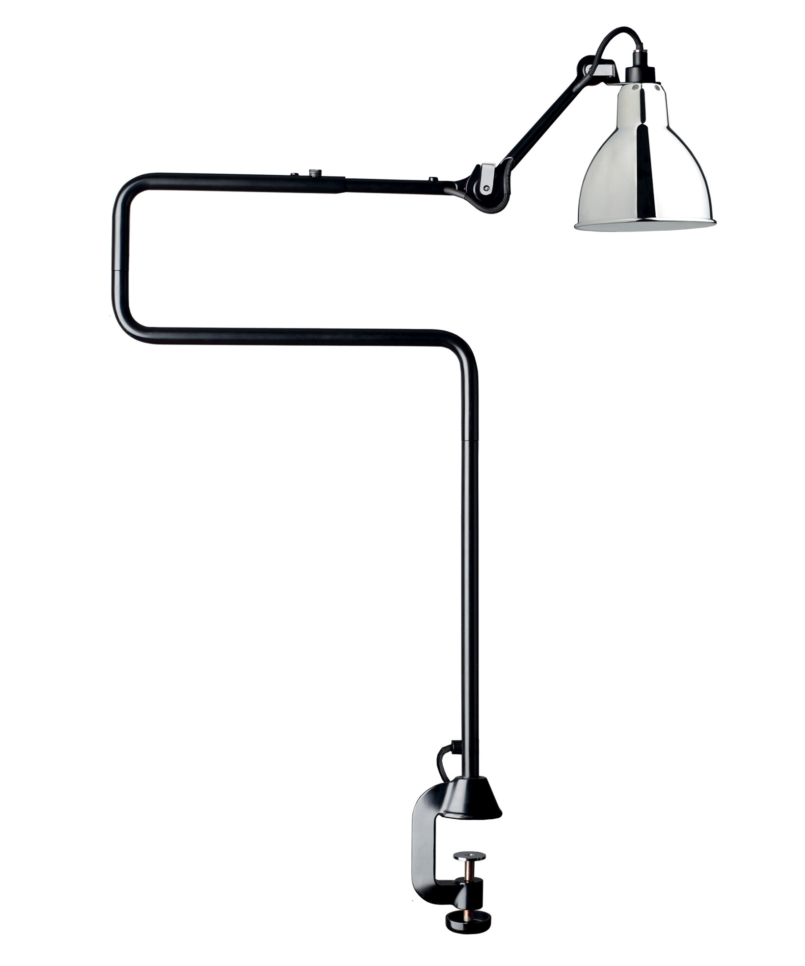 Image of   211-311 Bordlampe Krom - Lampe Gras