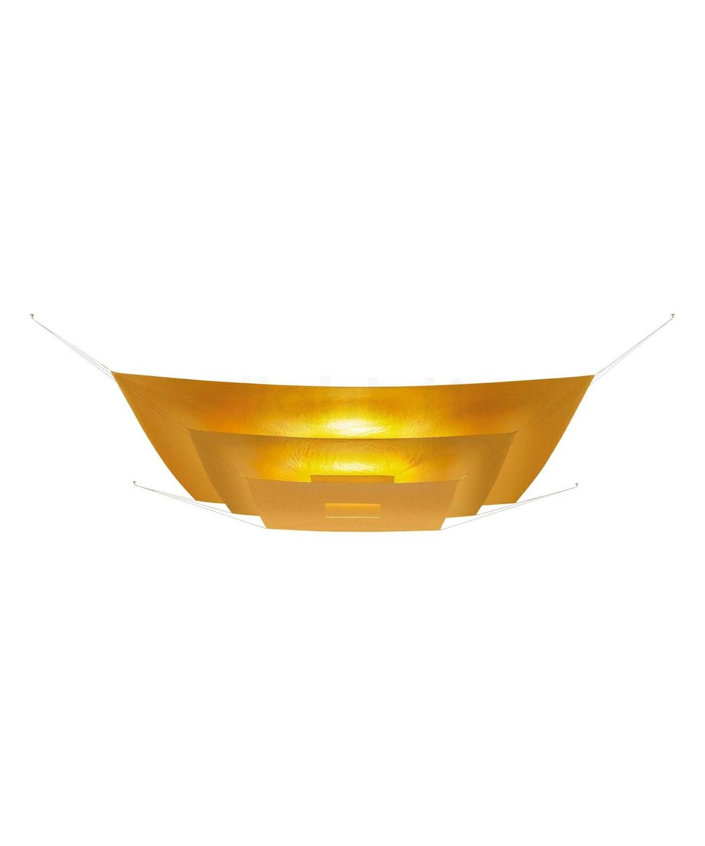 Luxury Pure Guld Loftlampe - Ingo Maurer thumbnail