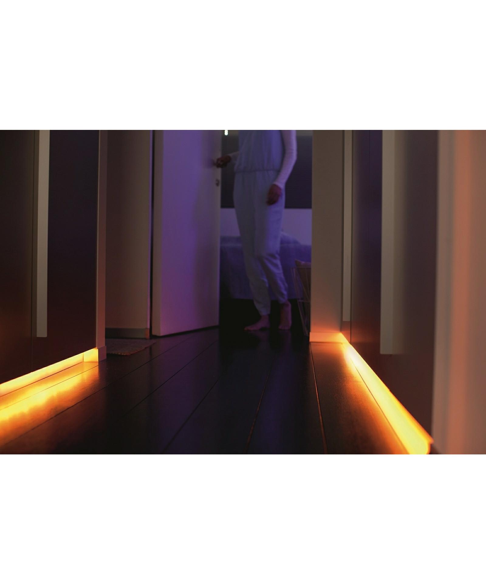 philips hue lightstrips plus 2 meter startset. Black Bedroom Furniture Sets. Home Design Ideas