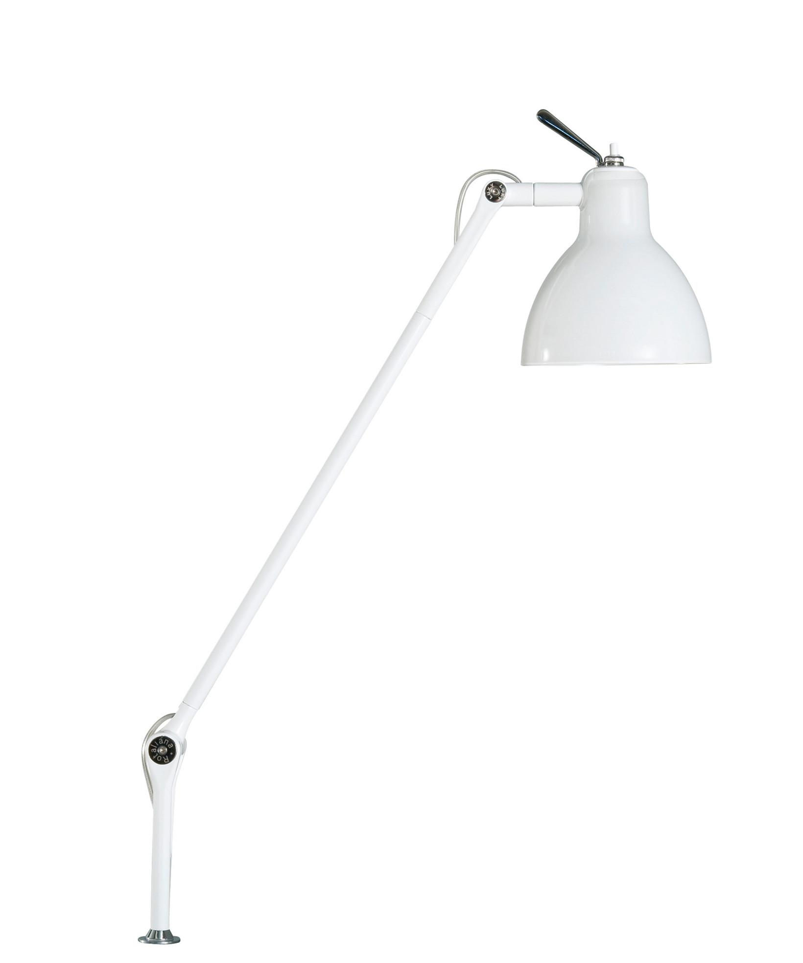 Luxy T3 Bordlampe Hvid/Gul - Rotaliana