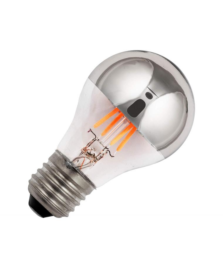 Pære LED 3,5W (200lm) Topforspejlet Dæmpbar E27 - GN