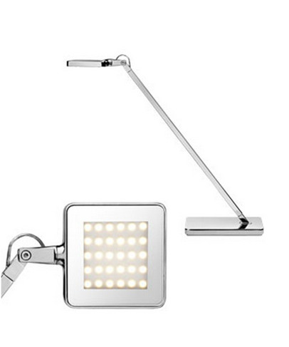 Mini Kelvin LED Bordlampe Krom - Flos