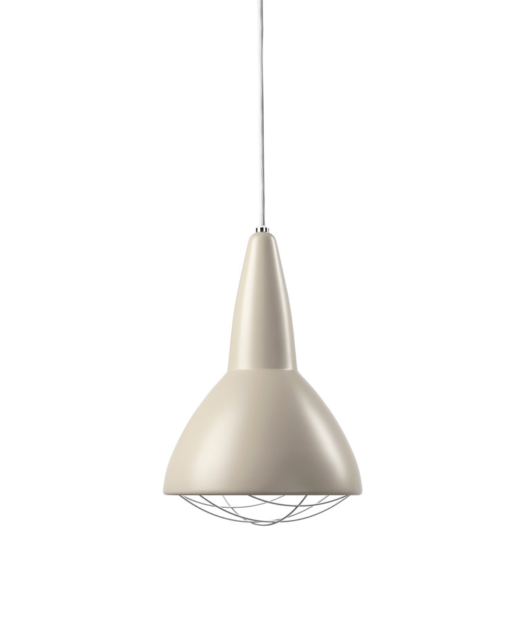 Grid Pendel Beige - CPH Lighting