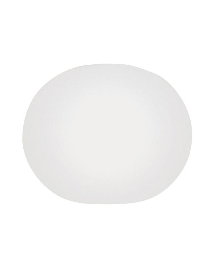 Skærm til Glo-Ball W Væglampe - Flos