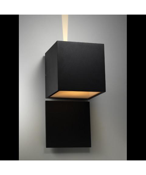 Navneplade til cube xl udendørslampe sølv