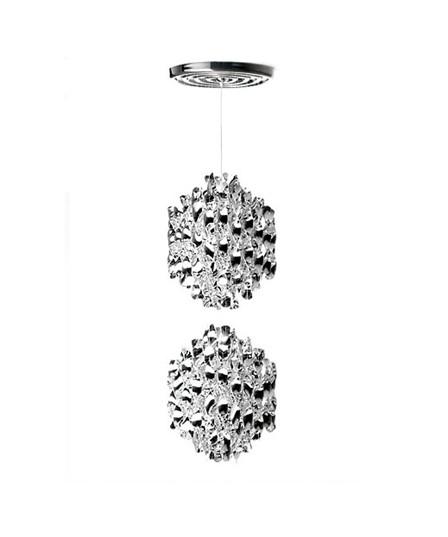 Spiral SP2 Silver - Verpan