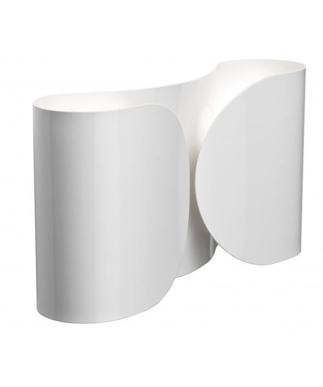 Foglio Væglampe Hvid - Flos