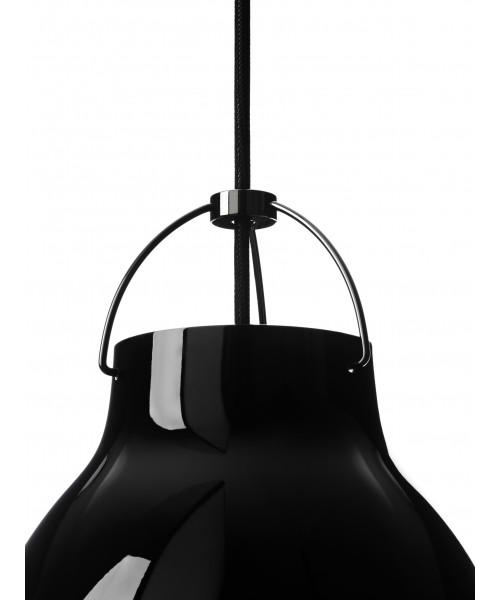 Caravaggio P2 Pendel Black Black 3m - Fritz Hansen thumbnail