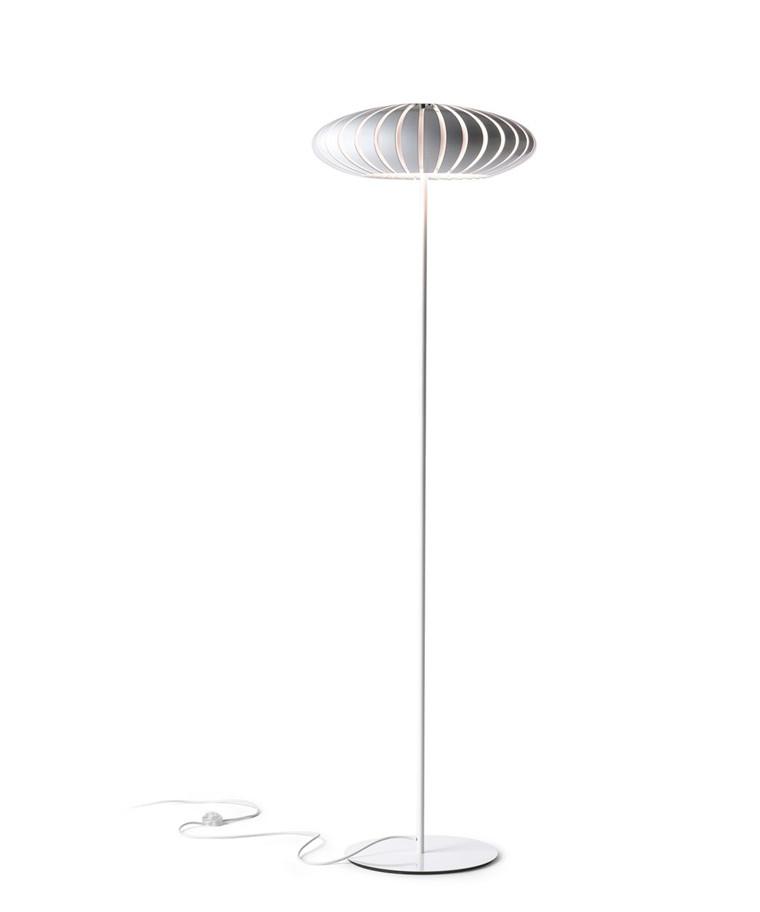 Maranga Gulvlampe Small Hvid - Marset