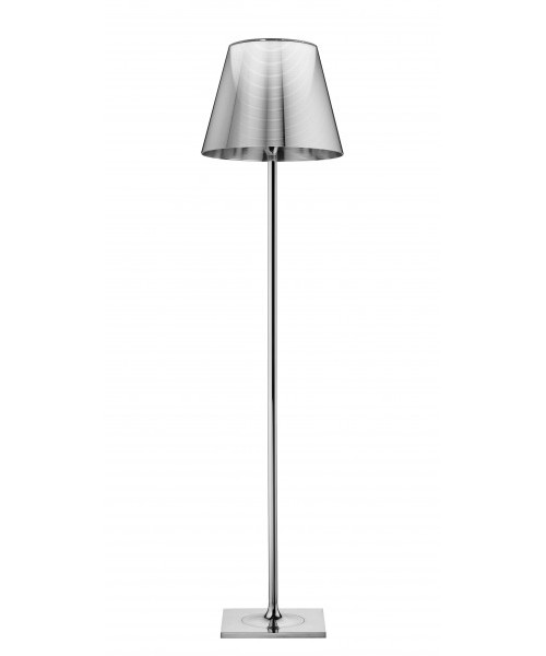 KTribe F2 / F3 Gulvlampe Alu Sølv - Flos