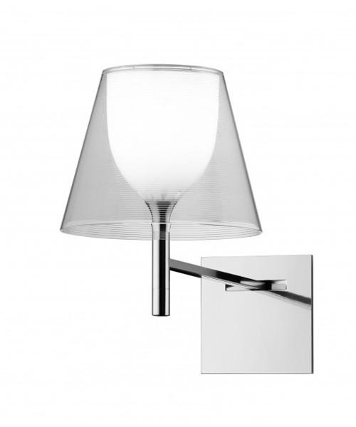 KTribe W Væglampe Transparent - Flos