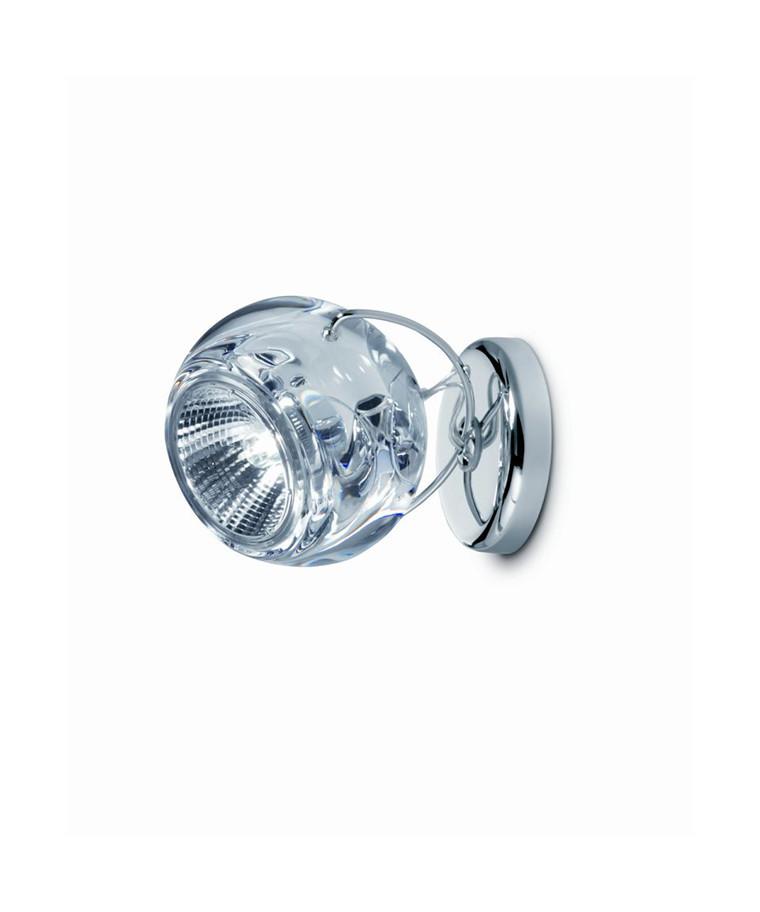 Beluga Vegglampe/Taklampe - Fabbian
