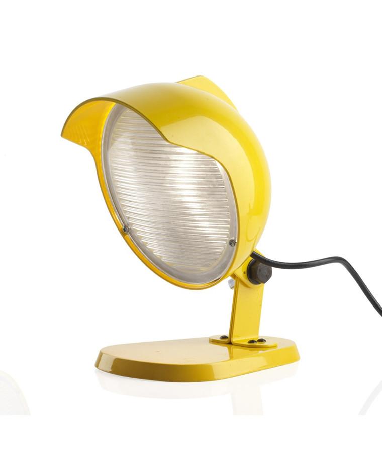 DUII Mini Vegglampe/Bordlampe Gul - Diesel