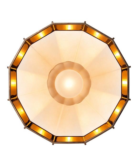 Mysterio Vägglampa/Plafond Vit - Diesel