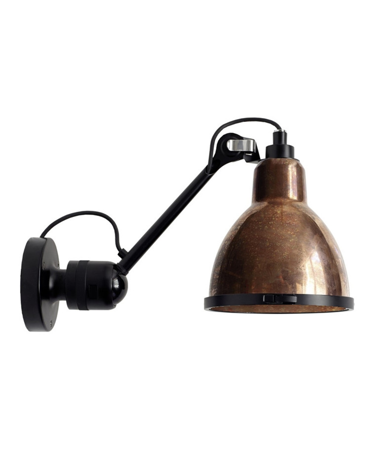 304 XL Outdoor Seaside Væglampe Kobber - Lampe Gras