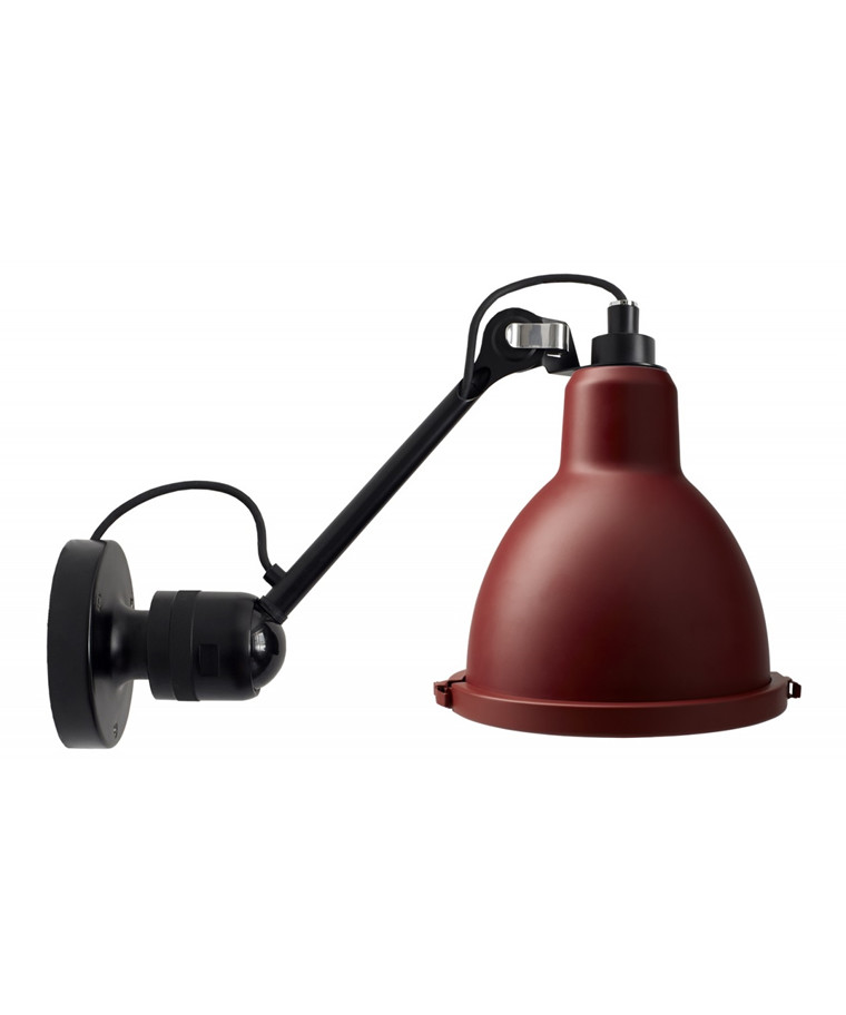 304 XL Outdoor Seaside Væglampe Rød - Lampe Gras