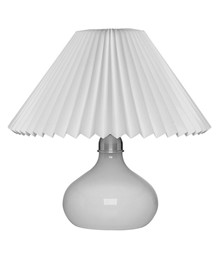 Le Klint 314 Børstet stål Bordlampe - Le Klint